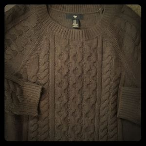Gap sweater, Taupe, xs Rare find!